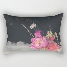 Space Florist Rectangular Pillow