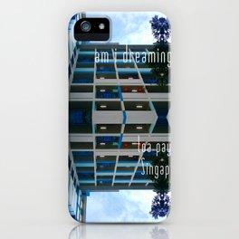 DREAM? iPhone Case