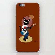 Guitarist Whim iPhone & iPod Skin