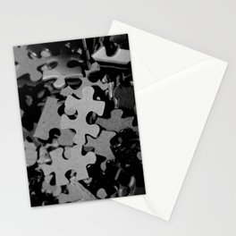 Missing Piece Stationery Cards