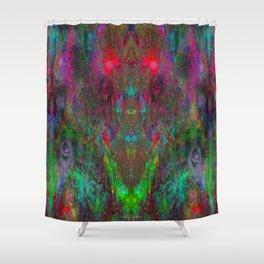 Oracular Ether Shower Curtain