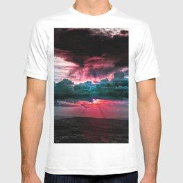 Marvelous earth T-shirt