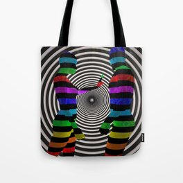 Dissension-3D Art Tote Bag
