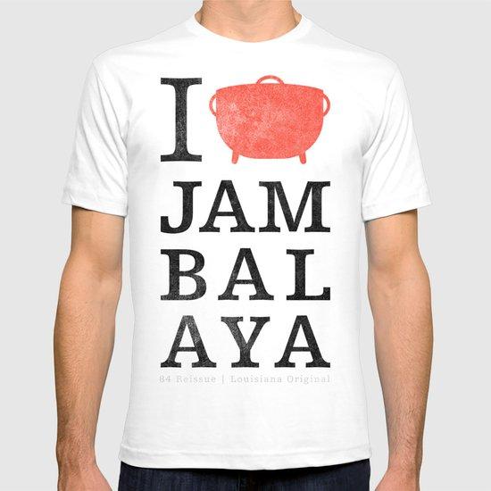I Heart Jambalaya T-shirt
