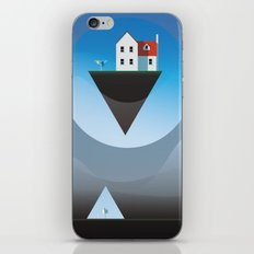 Go get the mail! iPhone & iPod Skin