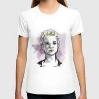 moriarty T-shirts featuring elementary: jamie moriarty by roanne Q