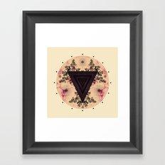 C.W. xxiii Framed Art Print