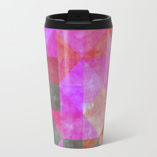 GardenCity Metal Travel Mug