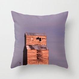 Comanche Sunset Throw Pillow