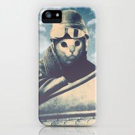 Flight Cat iPhone Case