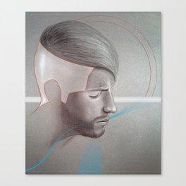 The Contempt Canvas Print
