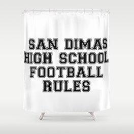 San Dimas Shower Curtain