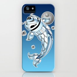 Stormtrooper koi iPhone Case