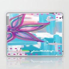 Easter Flower Laptop & iPad Skin