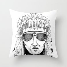 The Native Throw Pillow