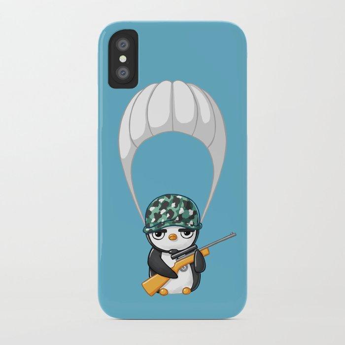 Commando iPhone Case