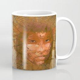 The Serene Warrior Coffee Mug