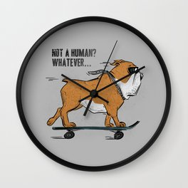 Coolldog Wall Clock