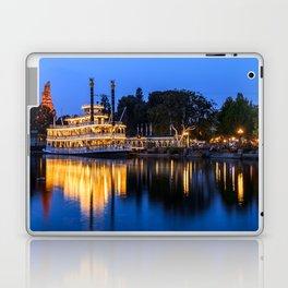 Mark Twain Riverboat Laptop & iPad Skin