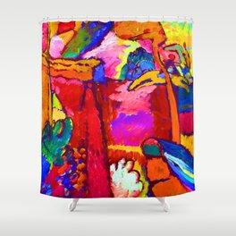 Wassily Kandinsky Improvisation V Shower Curtain