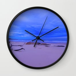 Before the Storm on the Kimberley Coast Wall Clock