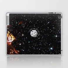 A Meteor in the space Laptop & iPad Skin