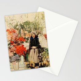 Betts, Anna Whelan (1875-1952) - The Century Magazine 92 1916 - Easter in Paris Stationery Cards
