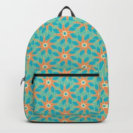 Tropical Florals Backpack