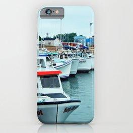 Fishing Pier PEI iPhone Case