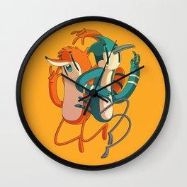 Mordecai & Rigby // Regular Show Wall Clock
