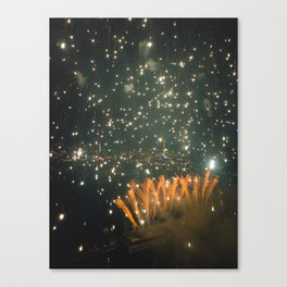 4th of July in Seattle Canvas Print