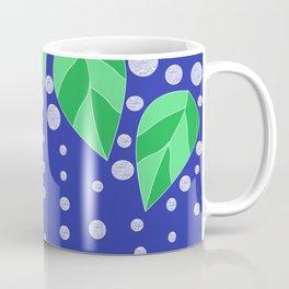 dots leaves Coffee Mug