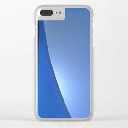 Metal Water Drop Clear iPhone Case