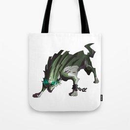 Link Wolf Tote Bag