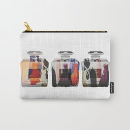 Glass Fashion Carry-All Pouch