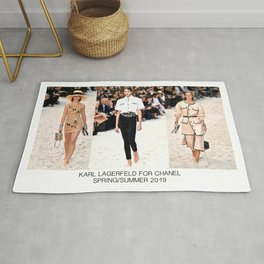 fashion runway inspired  Rug