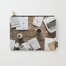 Business Work Table Carry-All Pouch