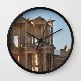 Ephesus, Turkey I Wall Clock