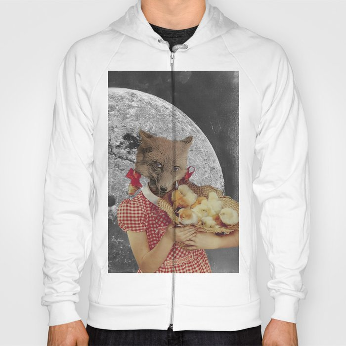 Counting chickens Hoody