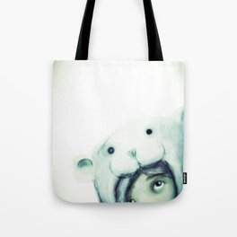 A thank you. Tote Bag