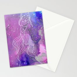Mystic Waters Stationery Cards