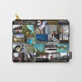 """good kid, m.A.A.d city"" by Cap Blackard Carry-All Pouch"
