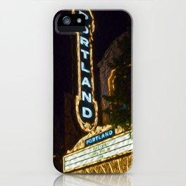 Portland-ized iPhone Case