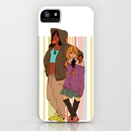 yumikuri iPhone Case