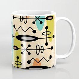 Mid Century Modern Radioactive Surfer 271 Coffee Mug