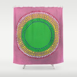 Dotto 17 Shower Curtain