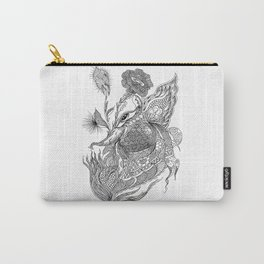Om Ganesha Carry-All Pouch