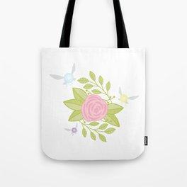 Garden of Fairies Tote Bag