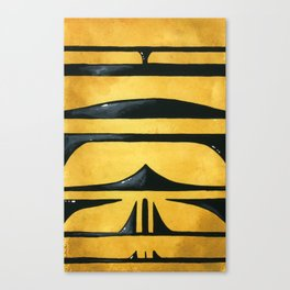 Allograpta Canvas Print