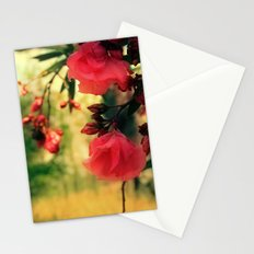 A promise of sweet softness Stationery Cards